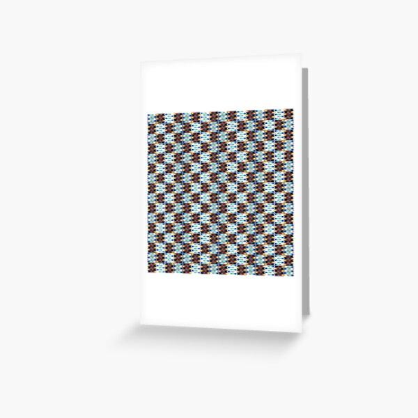 Visual Illusion #VisualIllusion Optical #OpticalIllusion #percept #reality Image Apparent Motion Greeting Card