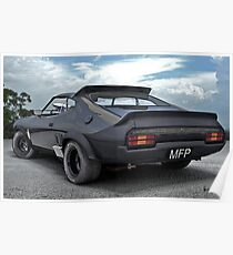 MAD MAX PURSUIT SPECIAL Poster