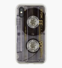 Kassette retro iPhone-Hülle & Cover