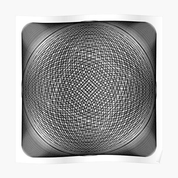 Visual Illusion #VisualIllusion Optical #OpticalIllusion #percept #reality Image Apparent Motion Poster