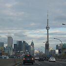 Toronto by oyemiamor