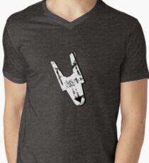 Anytime now Men's V-Neck T-Shirt