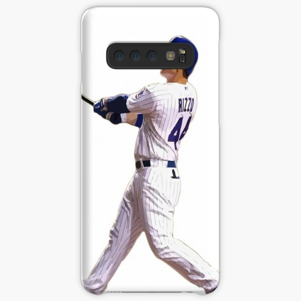 Anthony Rizzo of the Chicago Cubs Illustration Samsung Galaxy Snap Case