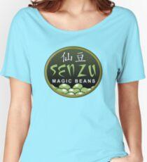 Magic beans Women's Relaxed Fit T-Shirt