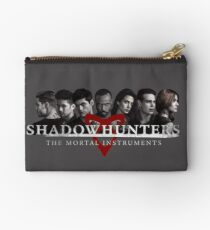 Shadowhunters 2  Zipper Pouch