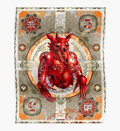Monster - Snodgrass Poster