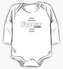 OG vier Loko Baby Body Langarm