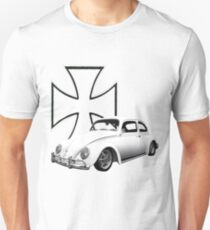 Iron Cross VW Bug Unisex T-Shirt