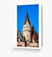 Chateau Laurier - Ottawa, Canada Greeting Card
