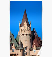 Chateau Laurier - Ottawa, Canada Poster