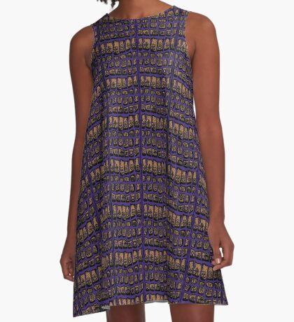 Venajo- COTY  A-Line Dress
