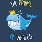 The Prince of Whales by zoljo