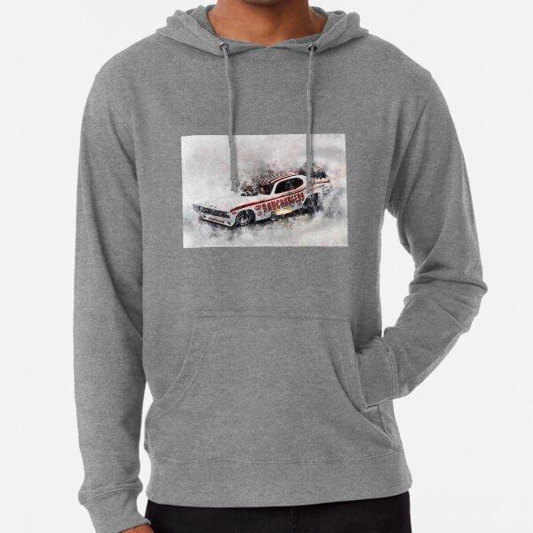 Carburetor Carb Racing Hotrod Garage Mechanic Car Automotive Hoodie for Men