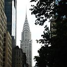 Chrysler Building by DearMsWildOne