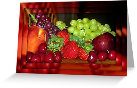 Luscious Fruit by DottieDees