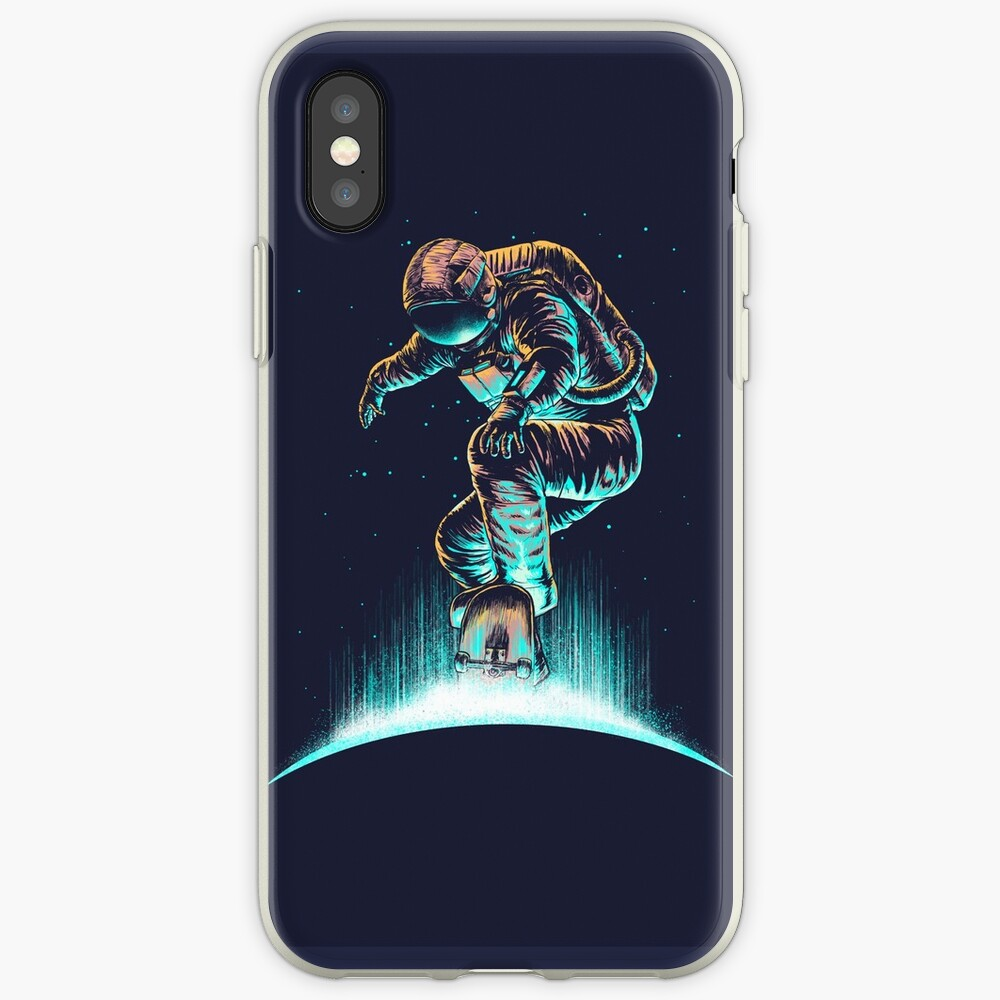 Space Grind iPhone Case & Cover