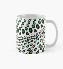 Olives and Wine mandala Classic Mug