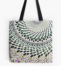Olives and Wine mandala Tote Bag