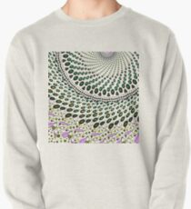 Olives and Wine mandala Pullover Sweatshirt