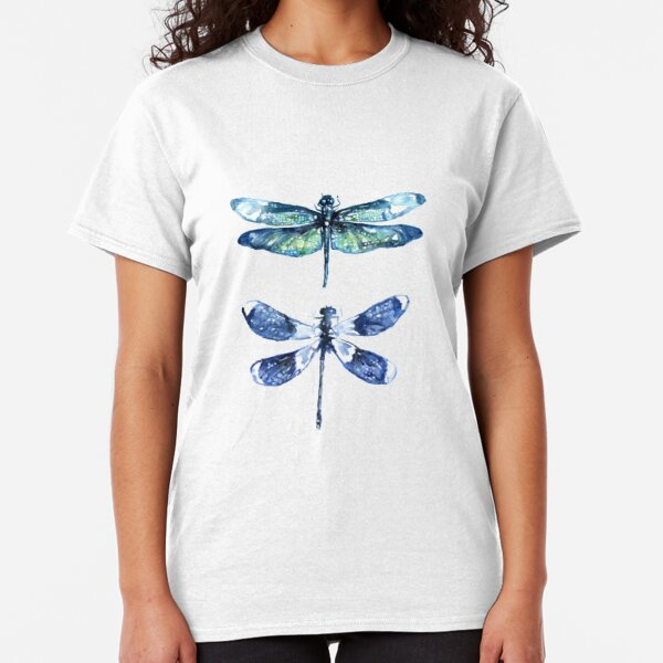 Dragonfly Wings Classic T-Shirt