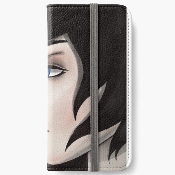 Ares Side View iPhone Wallet