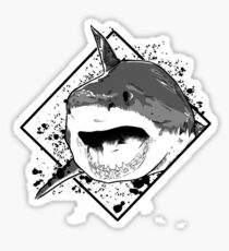 Great White Shark Sticker