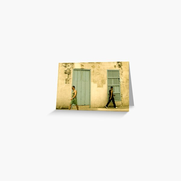 Going Somewhere Greeting Card