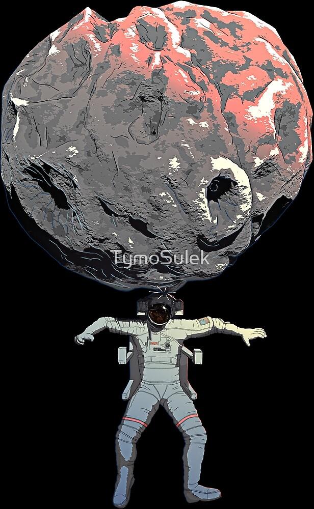 Asteroid Day | Bump! by TymoSulek