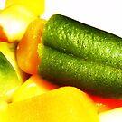 Veggies! by Allison  Flores