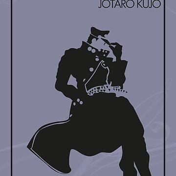 Jotaro by the-minimalist