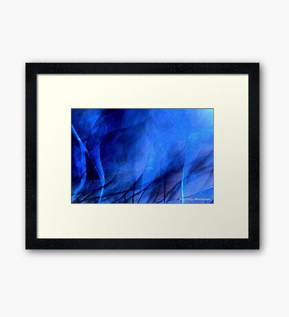 Storm Chase Framed Print