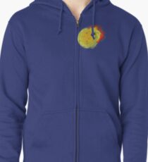 AsteroidDay Zipped Hoodie