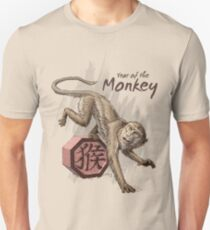 Year of the Monkey Slim Fit T-Shirt