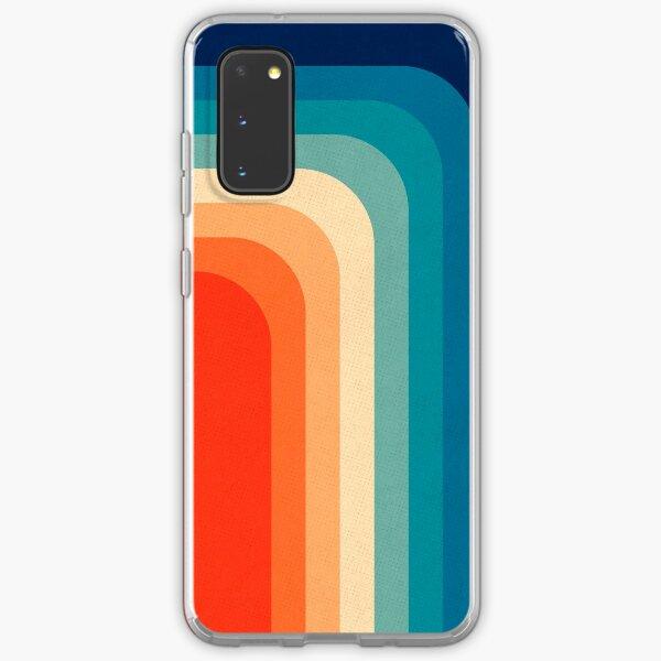 Retro 70s Color Palette III Samsung Galaxy Soft Case
