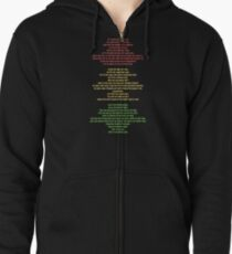 Lift Every Voice Zipped Hoodie