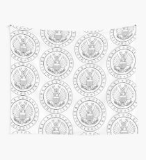 Seal of Library of Congress  Wall Tapestry