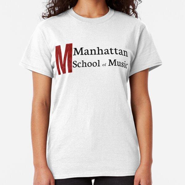Manhattan School of Music (2) Classic T-Shirt