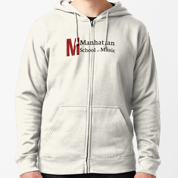Manhattan School of Music (2) Zipped Hoodie