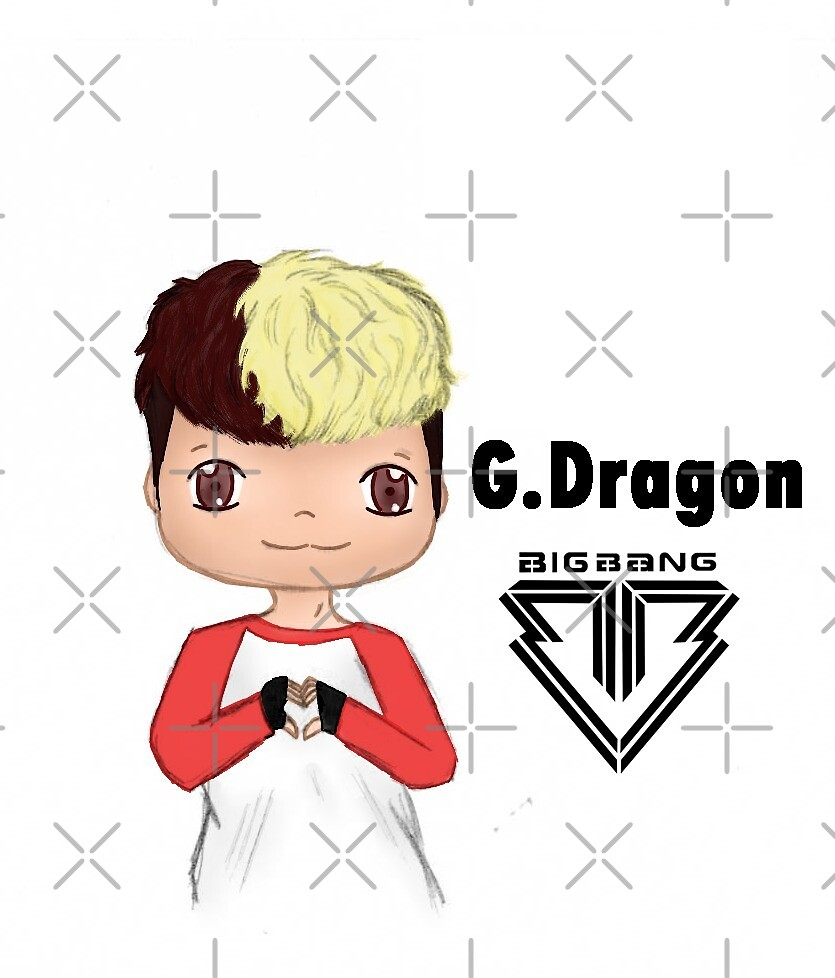 BigBang G-Dragon ~ for BSX (Fall/Winter 2013) by liajung