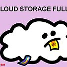 Cloud Storage Full! by mikepop