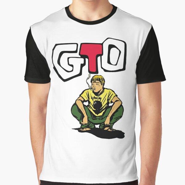 GTO illistration Graphic T-Shirt