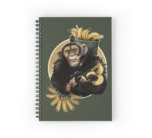 Banana Wars Spiral Notebook