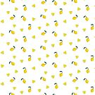 Lemon pattern by ArtByMichelleT