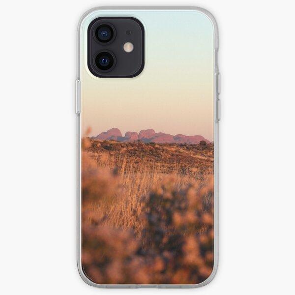 Kata Tjuta - The Olgas iPhone Soft Case