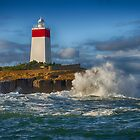 Iron Pot Lighthouse by Mark Higgins