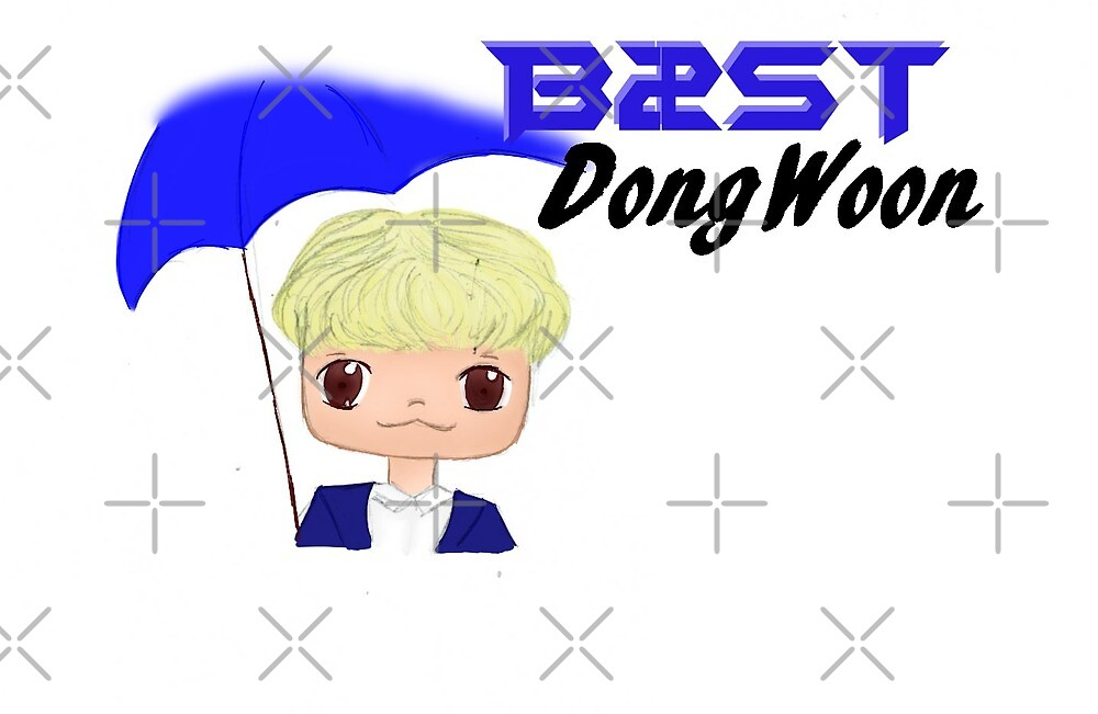 BEAST ~ DongWoon ~ How about you? (Kimi wa dou?) by liajung