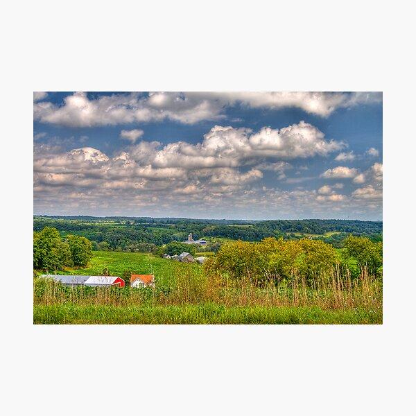 Wisconsin Landscape Photographic Print