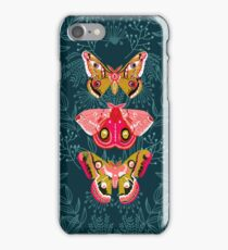 Lepidoptery No. 4 by Andrea Lauren iPhone Case/Skin