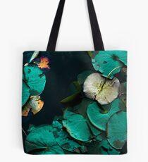 Seerosen Tote Bag