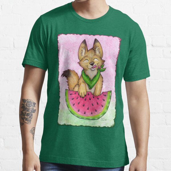 Melon Coyote - Clothing and Stickers! Essential T-Shirt